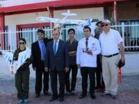 Sivas'ta Lise Öğrencileri İnsansız Hava Aracı Yaptı