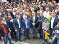 HDP Hakkari'de Seçim Bürosu Açtı