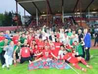 TFF 3. Lig Play-Off Şampiyon Bayrampaşa Kupasını Aldı