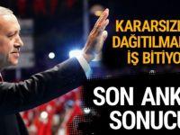 Erdoğan'ı kaygılandıracak sonuç