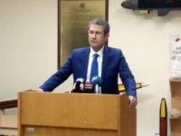 Milli Savunma Bakanı Canikli Patlamanın Yaşandığı Barutsan'da İncelemelerde Bulundu