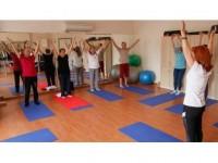Ms Hastalarına Yoga Ve Film Terapisi