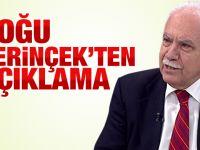 Doğu Perinçek'ten Demirtaş'a cevap, HDP'lilere davet