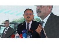 Çevre Ve Şehircilik Bakanı Özhaseki: Su Fakiri Bir Ülkeyiz, O Nedenle İsraf Edemeyiz