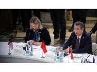 Milli Savunma Bakanı Canikli: Abhazya Ve Güney Osetya Meselelerinin Çözüleceğine İnanıyoruz