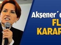 Mitinglerini yayınlamayan TRT için Akşener'den şok plan!
