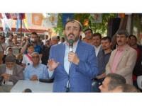 Ak Parti Parti Sözcüsü Ünal: Terör Koridorunu Paramparça Ettik