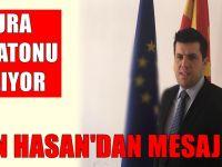 Makedonya'da Öğrencilerin Sınav Maratonu başlıyor! Elvin Hasan'dan mesaj var