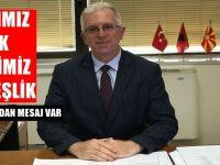 Makedonya'da ATATÜRK'ün izinde bir müdür! Alkışlanacak çağrı