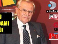 Doğan Grubunu Satın alan Erdoğan Demirören Hayatını Kaybetti