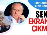 CHP'liler kazan kaldırdı: Sen ekrana çıkma!