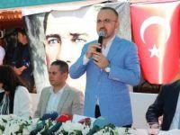 "Ak Parti'li Turan: ""Atatürk Hayatta Olsa Chp'de Kongreye Girse Kazanamaz"""
