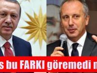 İnce'nin reytingi Erdoğan'ı kaça katladı? İşte rakamlar