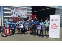 Abd'deki İha Yarışmasına Türk Takımları Damga Vurdu