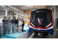 Türkiye'nin İlk Metro İhracatı İçin Tören