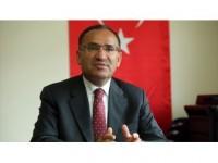 Başbakan Yardımcısı Bozdağ: İftiralarının Hesabını Anadolu Ajansı'na Verecekler