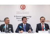 'E-ihracat Seferberliğinde Hedef 100 Bin'