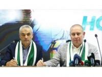 Atiker Konyaspor, Rıza Çalımbay İle Sözleşme İmzaladı