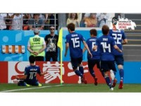 Japonya İle Senegal İlk Resmi Maçlarında