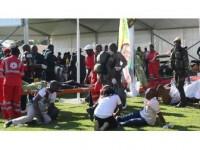 Zimbabve'de Devlet Başkanı'na Bombalı Saldırı