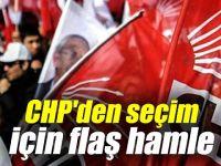 CHP YSK'ya başvurdu
