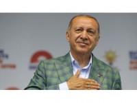 Erdoğan'a Seçim Tebrikleri