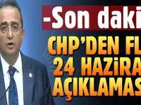 Bülent Tezcan'dan yeni açıklama