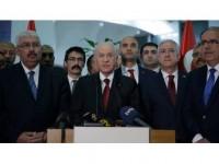 Mhp Genel Başkanı Bahçeli: Kriz Bekleyenler Şaşkına Dönmüşlerdir