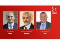 Mhp'nin Meclisteki Yeni Yüzleri