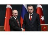 Erdoğan İle Putin Telefonda Görüştü