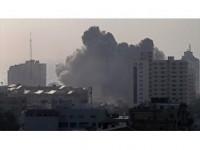 İsrail Gazze'ye 2 Hava Saldırısı Düzenledi