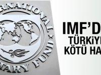 IMF Türkiye için yeni tahminini açıkladı
