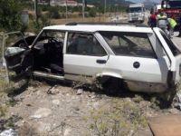 Denizli, Çameli'de Otomobil Takla Attı: 3 Yaralı (Adem Arsal, Selçuk Atsak, Emine Eker )
