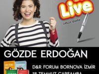 Süper Dadı Pedagog Gözde Erdoğan, Forum Bornova'da