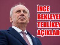 CHP'nin Doğal Lideri Muharrem İnce'den kritik uyarı