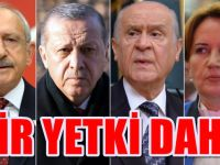Muhalefetin elindeki son yetki de iktidara geçiyor