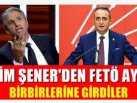 Nedim Şener'le Bülent Tezcan arasında 'FETÖ' tartışması