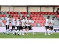 Beşiktaş'tan Gollü Galibiyet