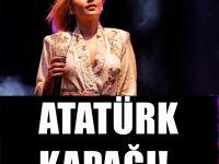 Sevilen şarkıcıdan Atatürk'ü hedef alan kadına kapak gibi ne kapak