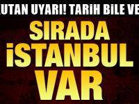 İstanbulluya kötü haber