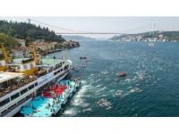 30. Samsung Boğaziçi Kıtalararası Yüzme Yarışı Yapıldı