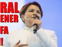İyi Parti'de neler oluyor ? Meral Akşener neden istifa etti?