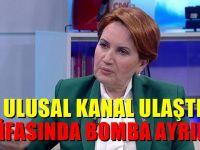 Flaş! Meral Akşener istifa etti haberlerinde gerçeğe Ulusal kanal ulaştı