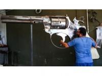 Demir Ustası, Dev Silahına Patent Almak İstiyor