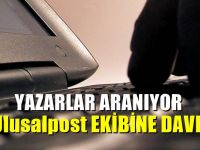 UlusalPost'a köşe yazarı aranıyor