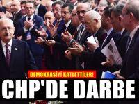 CHP'de Tek Adam Baskısı!