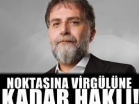 Ahmet Hakan, kriz için 'tasarruf' listesi verdi