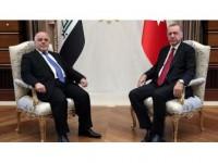 Türkiye Cumhurbaşkanı Erdoğan İbadi'yi Kabul Etti