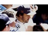 Fernando Alonso'dan Formula 1'e Veda