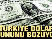 Harekete geçildi : Türkiye dolar oyununu bozuyor